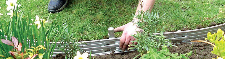 Lawn Edging & Ground Protection