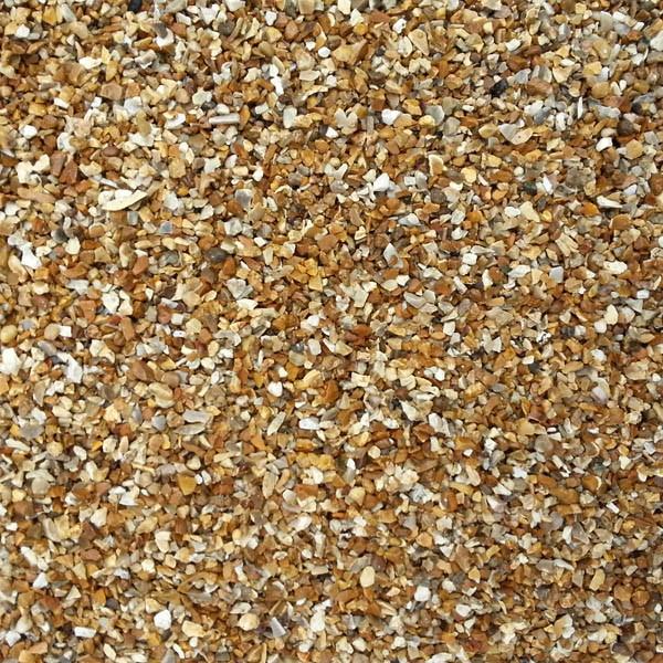 Buy 10mm golden gravel golden gravel supplier for Decorative landscape gravel