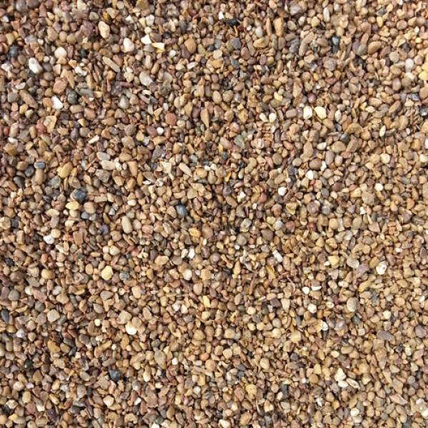 Pea gravel supplier buy 10mm quartz gravel online for Landscaping rocks quartz