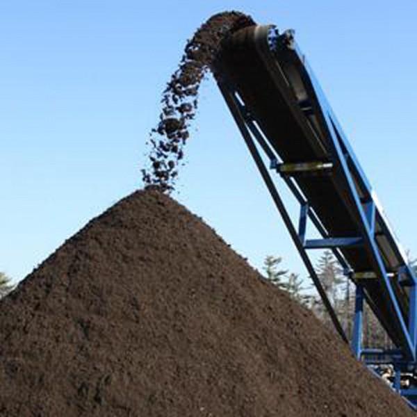 Screened topsoil garden soil online topsoil buy top for Backyard soil