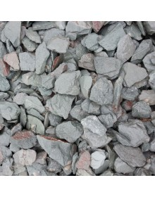 green slate chippings 40mm