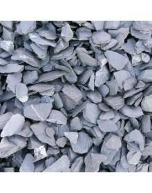 grey slate chipping 40mm bulk bag