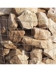 Yorkshire buff rockery stone