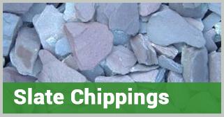 Slate Chippings for the garden