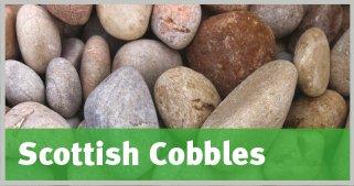 Scottish Pebbles and Scottish Cobbles Range